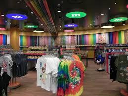 Inside The Store Picture Of M Ms World Las Vegas Las Vegas