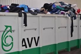 På besøg i Affaldssortering Vendsyssel Vest – AVV   Byttemarked