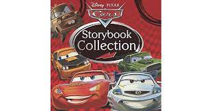 Disney Pixar Cars: Storybook Collection by Parragon Books