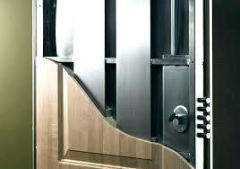 double door security security locks for double doors front door security hardware triple cylinders on a