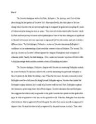 tok socrates summary of euthyphro the apology and crito page 1 zoom in