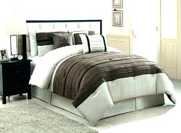brown bed sheets queen duvet cover chocolate