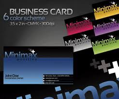 10 Free Business Cards 10 Free Vibrant Business Card Designs