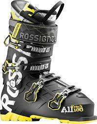 Rossignol Ski Boot Size Chart Uk Rossignol Unisex Alltrack Pro 100 Boots Black Size 285