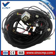 external wiring harness fits hitachi excavator zx cmp 0005472 external wiring harness fits hitachi excavator zx240 3