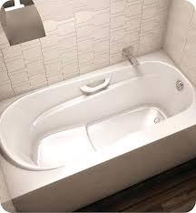 60 x 36 bathtub drop in or alcove bath tub home depot