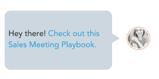 Sales Meeting Topic How To Craft A Perfect Pre Meeting Email Template
