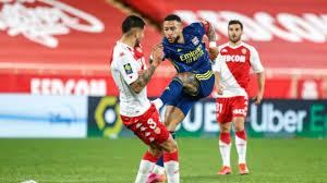 Foot / Ligue 1 - Lyon s'impose à Monaco au terme d'un match fou