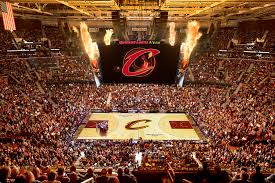 Quicken Loans Arena Seating Chart Taylor Swift Quicken Loans Arenas Busy 2015 Is Capped With A No 33