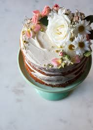 How To Make A Naked Cake Style Sweet Ca