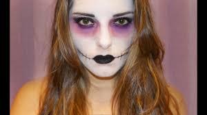 halloween makeup tutorial zombie doll bambola zombie