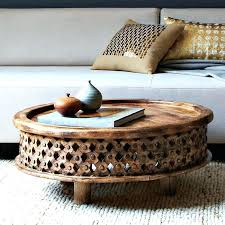 coffee table books low round coffee table round coffee tables we love the interesting round