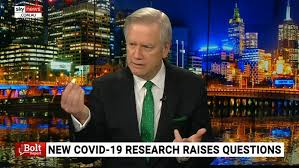 Sky news australia_andrew bolt:omnimbus laws to create a certain class of citizens empowered with. Andrew Bolt Tests Himself For Coronavirus Live On Air Sky News Australia