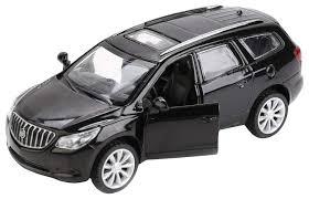 Купить металлическая машинка Buick <b>Enclave</b>, 1:43 Технопарк ...