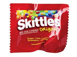 skittle fun size calories candy nutrition parison cooking light