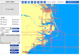Downloadable Updated Noaa Raster Navigation Charts