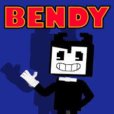 bendy ink machine minecraft mcpe mod