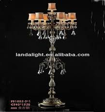 crystal floor standing chandelier lamp view floor standing