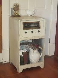 repurposed antique furniture. Repurposed Antique Radio Cabinet Furniture D