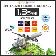 express air shipping agent