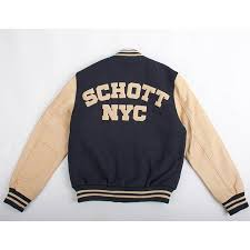 schott nyc lc8705 leather jacket