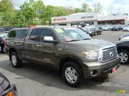 2010 Pyrite Brown Mica Toyota Tundra Limited Double Cab 4x4 ...