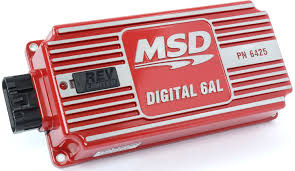 msd ignition 6425 digital 6al ignition control box jegs msd ignition 6425