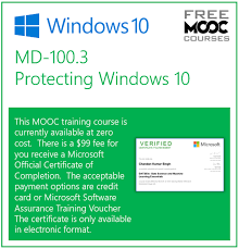 Protecting Windows 3 10 Md-100