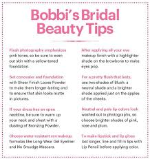 best 25 bridal makeup tips ideas on pinterest wedding bridal Wedding Day Makeup Quotes bobbi brown's bridal beauty tips don't need a makeup artist Sexy Wedding Day Makeup