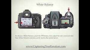 Nikon D90 Settings - YouTube