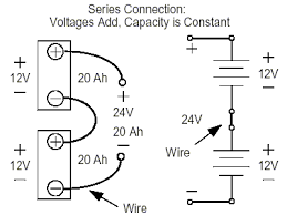 connecting batteries chargers in series parallel deltran figure 1 single battery physical model schematic