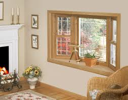 bay window ideas living room. Small Bay Window With Brown Wood Frame And Pot Idea Ideas Living Room