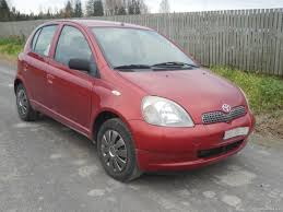 Nettivaraosa - Toyota Yaris 2002 - 1.4 D4D 1ND-TV - Spare- and ...