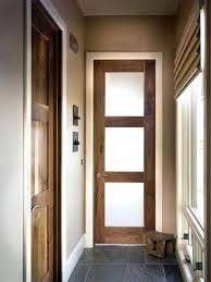 interior glass doors modern frosted glass