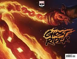 <b>Ghost Rider</b> #1 Second <b>Printing</b> – Cosmic Comics