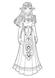 Zelda coloring pages toon link. Free Printable Zelda Coloring Pages For Kids Coloring Pages Mermaid Coloring Pages Free Coloring Pages