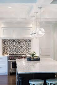 princess white quartzite countertops with black kitchen island