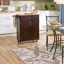 Kitchen Island Table On Wheels Fresh Idea To Design Your Powell Furniture Medium Oak Butler 3