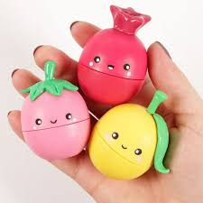 create an eos lip balm flavors shaped like fruits this eos tutorial features eos strawberry