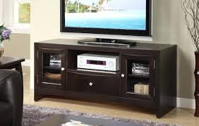 espresso tv stand ikea 70 inch winsome wood with glass sliding doors