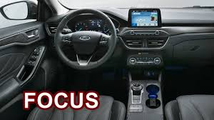 Ford Focus 2019 Ambient Lighting 2019 Ford Focus Interior
