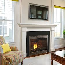 Artistic Design NYC Fireplaces And Outdoor Kitchens » Gas FireplacesFireplace Heatilator