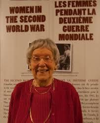 Bernice McDonald Boyd - Témoignages d'anciens combattants - Le ...