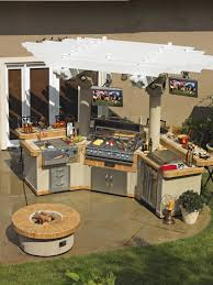 Outdoor Patio Kitchen Rooms Viewer Hgtv