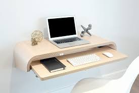 wall mounted home office. Best 25 Wall Mounted Computer Desk Ideas On Pinterest Folding Pertaining To Decorating Home Office E