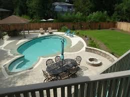 backyard salt water pool. Property Image#34 BEST Fenced Backyard: Salt Water Pool, Bocce Court, Renovated Backyard Pool R