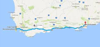 self driving the garden route south