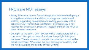 frq essay frq essay ap graders of what are some of the greatest things a frq picture frq essay ap graders of what are some of the greatest things a frq picture