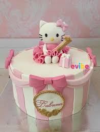 Order Hello Kitty Theme Cake Online Birthday Cake In Hyderabad