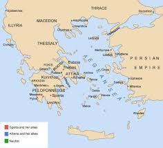 the causes of the second peloponnesian war bce part peloponnesian war